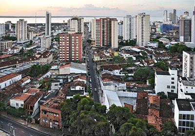 Ônibus Belém para São Luís