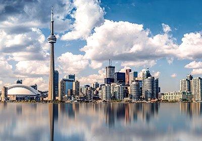 Bus Calgary to Toronto