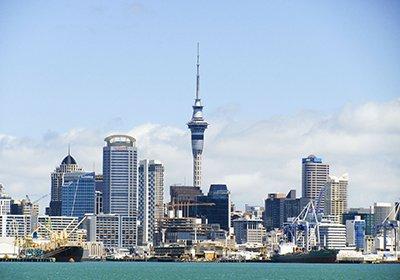 Bus Whangarei to Auckland
